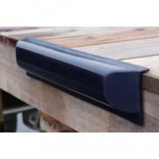 Steiger stootrand KORT voor op de steiger PVC 50 cm, diverse kleuren