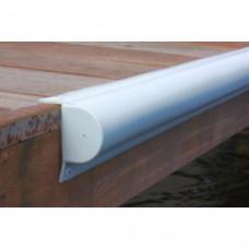 Steiger stootrand  EIND DOP P-Profiel / Pro-dock, om steiger stoot rand af te dichten, div kleuren