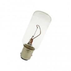 Navigatie lamp: Gloeilamp - BA 15 D/18x35