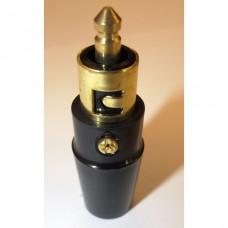 Talamex - Stekker concentrisch, spatwaterdicht. Maximale belasting: 20 Amp.