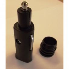 Talamex - Stekker 15 amp voor dikke en dunne aansluiting