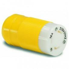 Marinco Aansluitplug 16 Amp - 230 Volt (female)