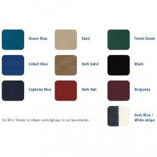Comfort Seat Classic Mini / Small - Flexibele zitkussens 75 x 48 x 8, div. kleuren