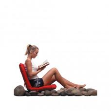 Comfort Seat Classic Regular - Flexibele zitkussens 100 x 48 x 8 cm - diverse kleuren