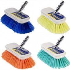 Swobbit System - Medium brush / Medium harde borstel - oranje