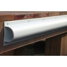 Steiger stootrand Pro-Dock PVC 240 cm - ZONDER kern  - diverse kleuren