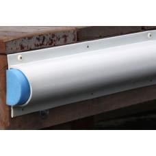Steiger stootrand P-Profiel  PVC 240 cm - MET kern  - diverse kleuren
