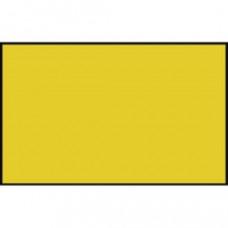 Sein vlag - geel - 30 x 36 cm