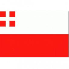 Utrechtse provincie vlag - 20 x 30 cm