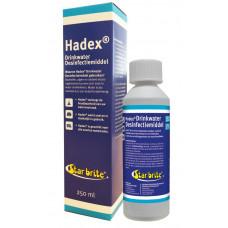 Hadex Drinkwater Desinfectiemiddel, 250ml, toevoeging voor drinkwater