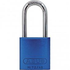 Slot type ABUS, hangslot lange beugel 72/40, Veiligheids gradatie: 6