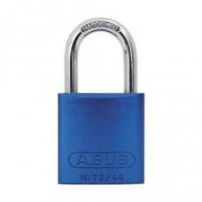Slot type ABUS,  hangslot korte beugel 72/40, Veiligheids gradatie: 6