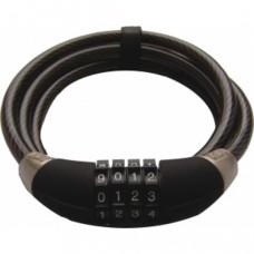 Slot type Double Lock - Cable Combo 240 - 2.40 mtr x 12mm kabel met cijferslot