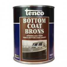 Tenco Brons Bottom Coat (afwerklaag voor Bottom Coat zwart) -  1 ltr.