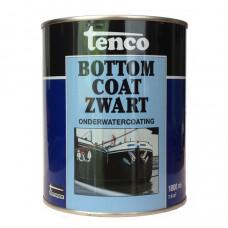 Tenco Bottom Coat (onderwatercoating) - zwart 1 ltr.