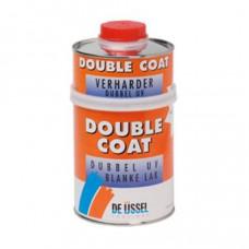 De IJssel Double Coat dubbel UV blanke lak, 2 Componenten lak, verf