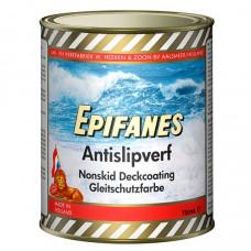 Epifanes Antislipverf, Blik 750 ml,  diverse kleuren (zie details)
