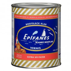 Epifanes Bootlak blank met extra UV-filter - Blik 500 ml