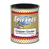 Epifanes Copper Cruise, high performance Slijpende antifouling verf, 750 ml - div. kleuren, verf, onderwaterverf