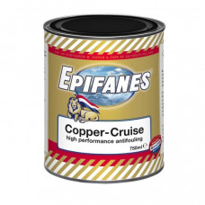 Epifanes Copper - Cruise - high performance Slijpende antifouling verf - 750 ml - div. kleuren, verf, onderwaterver
