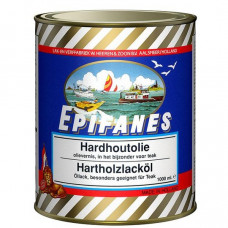 Epifanes Hardhoutolie (LAK) met UV filter, 500 ml