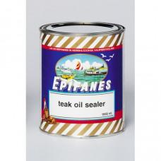 Epifanes Teak Oil Sealer, teakolie, 1 ltr