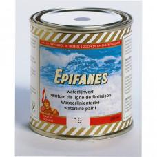 Epifanes Waterlijnverf, Blik 250 ml, diverse kleuren (zie details)