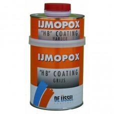 De IJssel IJmopox HB Coating, 750 ml,  grijs, 2 componenten coating, verf