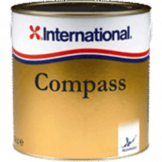 International Compass Hoogglanzende Polyurethaan vernis 1 Component 375 ml