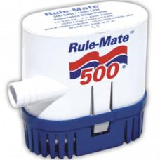 Rule-Mate 500 GPH - Automatische Bilge pomp - 12 volt