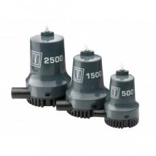 Vetus - Bilgepomp, capaciteit 1900 liter per uur - 12 volts 4 Amp
